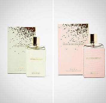 Amazon Com Zara Amazonia Tree Fleur De Baobar X2 Eau De Parfum 3 4