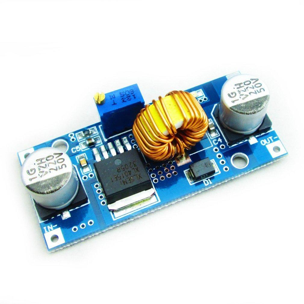 HiLetgo® 3pcs DC-DC Buck Converter Step Down Module Power Supply Output 1.23V-36V