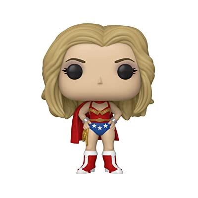 Funko Pop 2020 SDCC Summer Convention The Big Band Theory 835 - Penny as Wonder Woman: Toys & Games