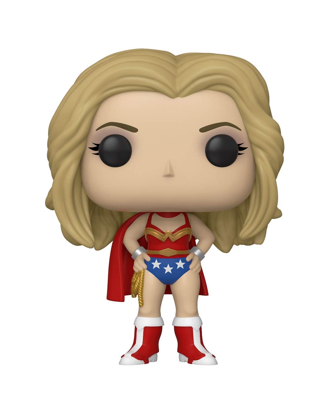 Penny as Wonder Woman Funko Pop 2019 SDCC Summer Convention The Big Band Theory 835