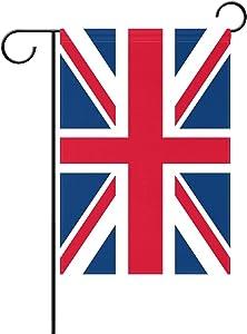 WOZO Union Jack Garden Flag British Flag 12