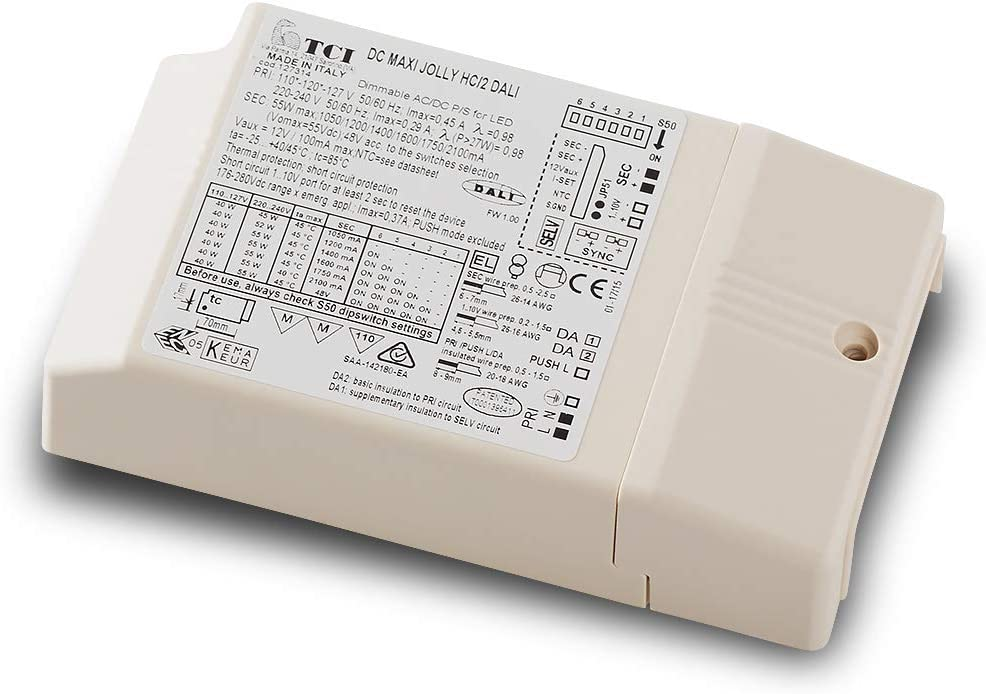 TCI dC maxi jolly hC dALI 0-55W//2