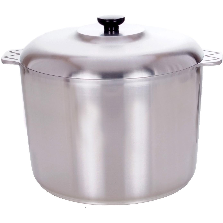 Cajun Cookware 14-quart Aluminum Stock Pot - Gl10075
