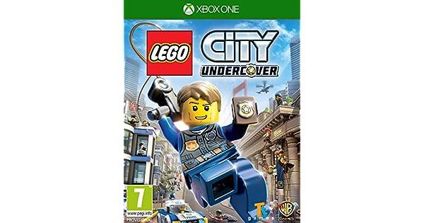 Lego City: Undercover [Importación francesa]: Amazon.es: Videojuegos