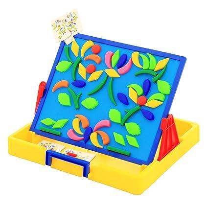 Juguetes Wishtime niños magnética escritura mesa aprendizaje ...