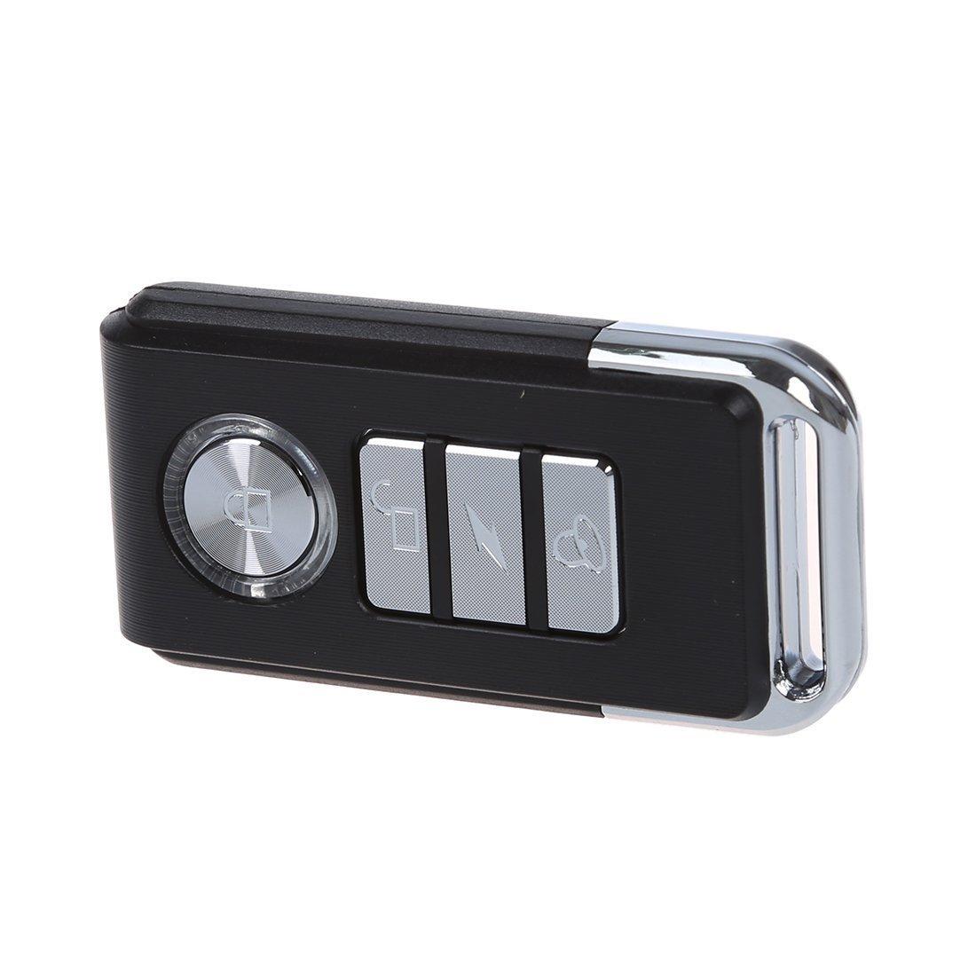 TOOGOO(R) Inalambrico Sensor de seguridad de ventana puerta magnetica Alarma antirrobo de entrada / Remoto control