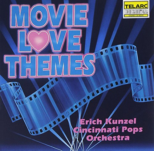 Movie Love Themes by Telarc