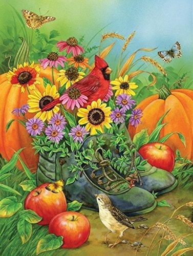 stivali Bouquet Jigsaw Puzzle 300 Piece by Sunsout