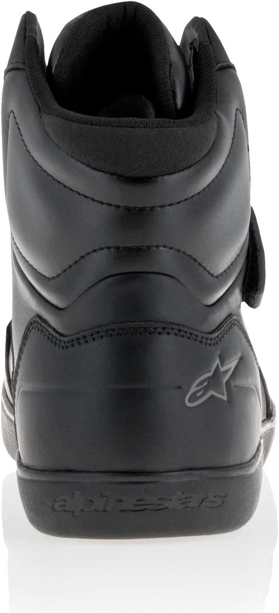 Motorcycle Alpinestars Lunar Drystar Shoes WP Black US08.5 41 UK Seller