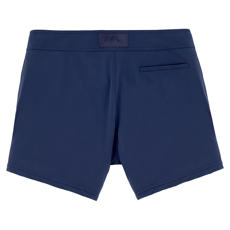 d9791483932f9 Vilebrequin Smoking Tuxedo Fitted Swim Shorts - Men: Amazon.co.uk: Clothing