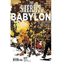The Sheriff of Babylon (Issue #8)