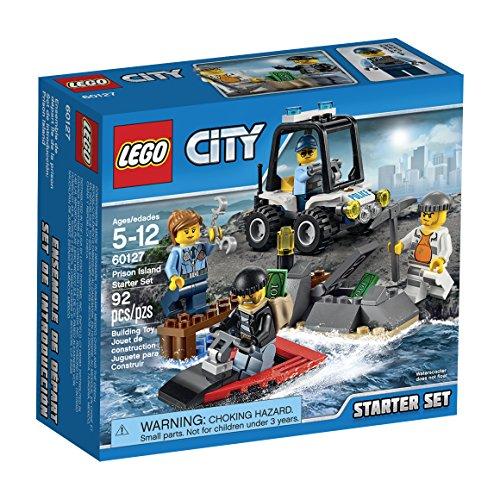 (LEGO CITY Prison Island Starter Set 60127)