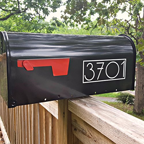 two-sets-of-modern-style-reflective-mailbox-numbers