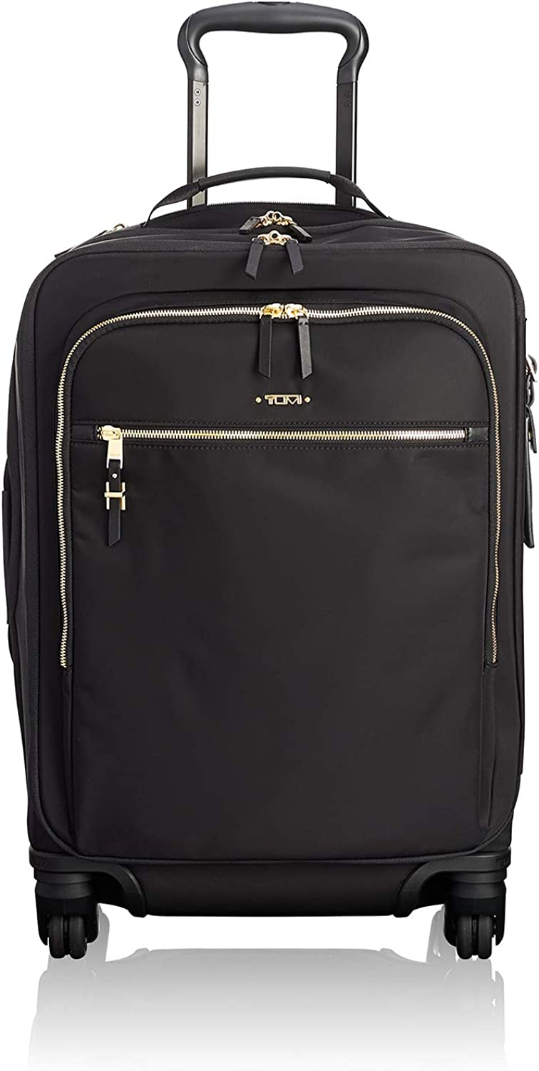 TUMI Unisex-Adult Luggage only Voyageur Tres L ger International Carry-on Luggage-21 Inch Rolling Suitcase for Men and Women