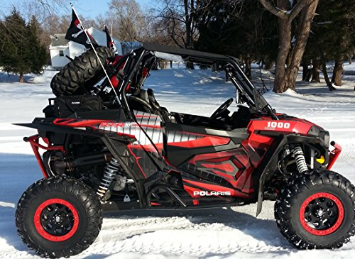 Polaris rzr stickers kit