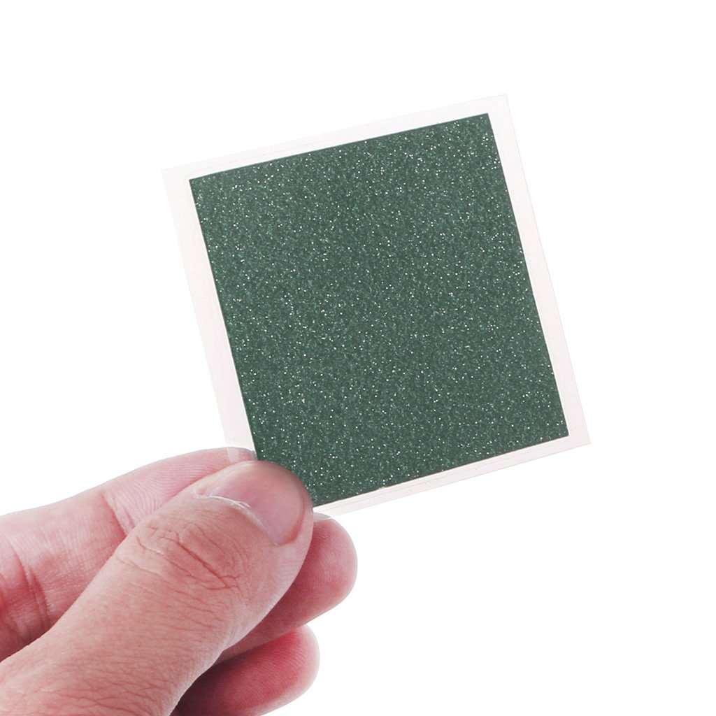 Vxhohdoxs Magnetic Field Viewer Viewing Film 50x50mm Card Magnet Detector Pattern Display