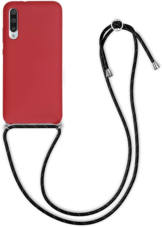 kwmobile Funda con Cuerda para Xiaomi Mi A3 / CC9e: Amazon.es: Electrónica