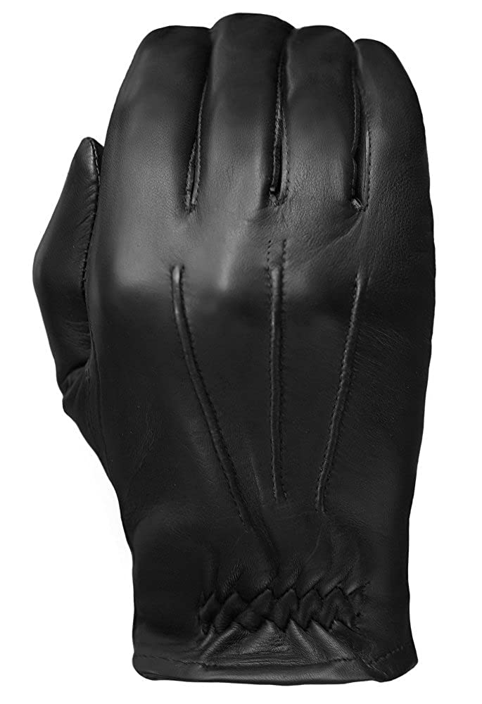 Tough Gloves Mens Ultra Thin Marksman Leather Gloves