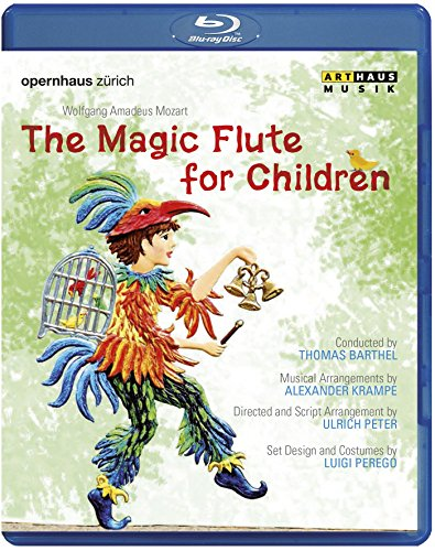 Magic Flute for Children (Blu-ray)