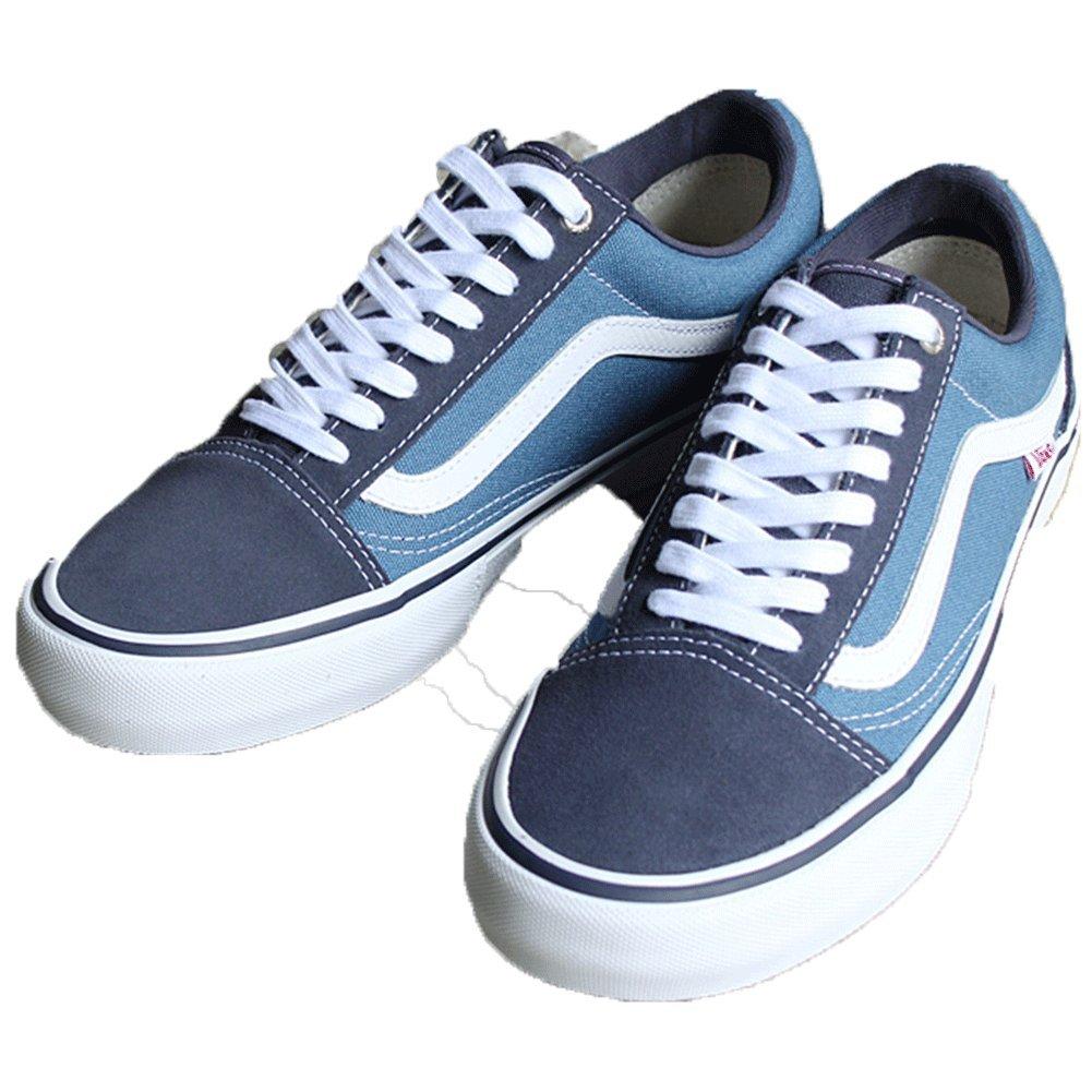 Vans(バンズ) メンズ 男性用 シューズ 靴 メンズ スニーカー 7.5 運動靴 Old B07BLRTDXR Skool Pro - Navy/Stv Navy/White [並行輸入品] B07BLRTDXR 7.5 D - Medium, ナカジマスポーツ:7893d979 --- integralved.hu
