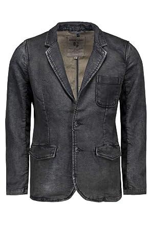 S61098 Garcia MAmazon Colbert Veste Jeans Bleu Homme Indingo EW2Y9IDH