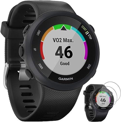 Garmin Forerunner 45 GPS Running Watch 45mm Black 010-02156-05
