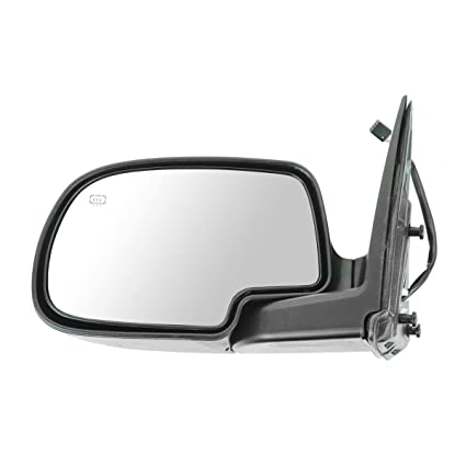 Towing Mirror Power Textured Black Pair for Ford F150 F250LD Pickup Truck New AM Autoparts