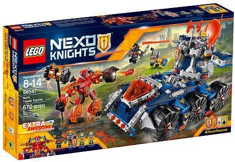 LEGO Nexo Knights Axl\'s Tower Carrier 66547