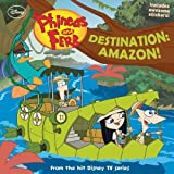 Destination - Amazon!, Scott Peterson and Disney Book Group Staff, 1423151518
