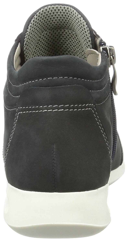 Ara Damen Rom-STF Sneaker, 12-34469 Hohe Sneaker, Rom-STF Blau (Blau) 69c115