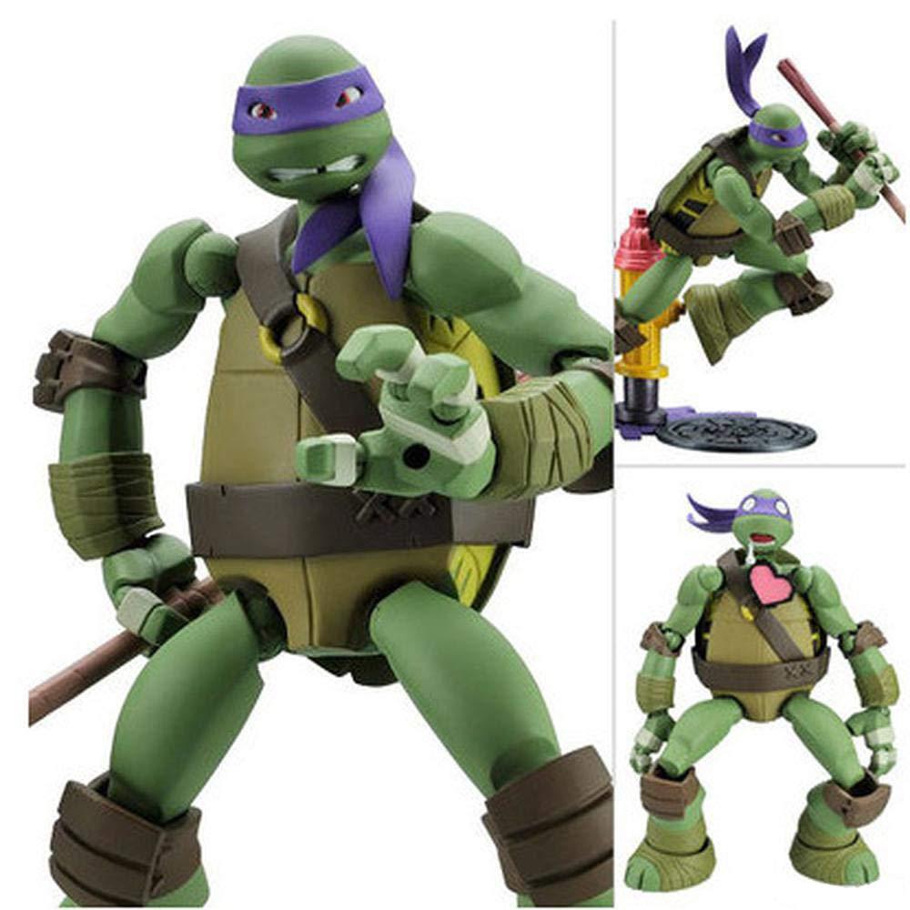 Las Figuras Leonardo Rafael Miguel Donatello El Tortugas ...