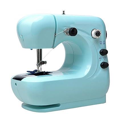 Xuan - worth having Máquina de coser eléctrica para principiantes de hogar Pequeña mesa de escritorio