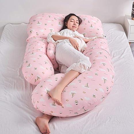 Amazon.com: Almohada de maternidad en forma de G para ...