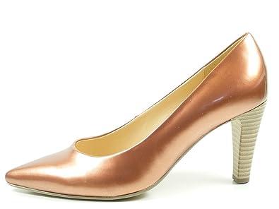 Gabor 61 280 Schuhe Damen Perlatolack Pumps Weite F: Amazon