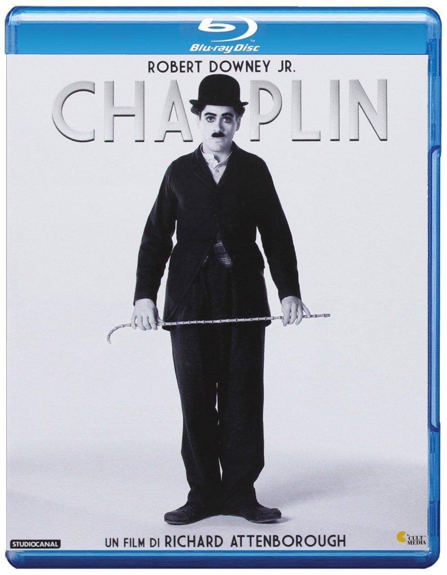 Chaplin: Amazon.it: Robert Downey Jr, Anthony Hopkins, Geraldine Chaplin, Dan Aykerod, Kevin Kline, Kevin Dunn, Moira Kelly, Diane Lane, Penelope Ann Miller, Marisa Tomei, James Woods, Nancy Travis, David Duchovny, John Barry,