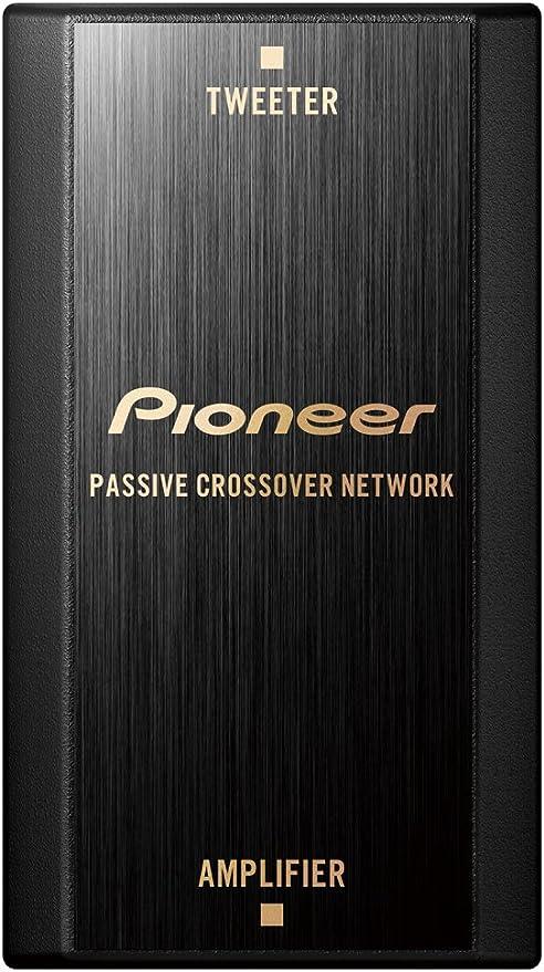 Pioneer TS-A133Ci Altavoces de componentes, 2 vías, 13 cm, 300W, Negro