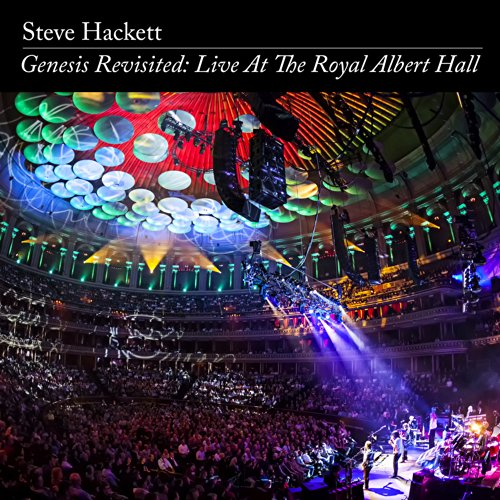 CD : Steve Hackett - Genesis Revisited: Live at the Royal Albert Hall (3 Disc)