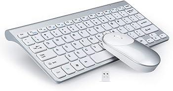 GEEKLIN Bluetooth Wireless Mouse & Keyboard Combo