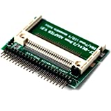 SODIAL (R) IDE 44-Pin Stecker auf CF Kompakter Flash Stecker Verbinder Adapter