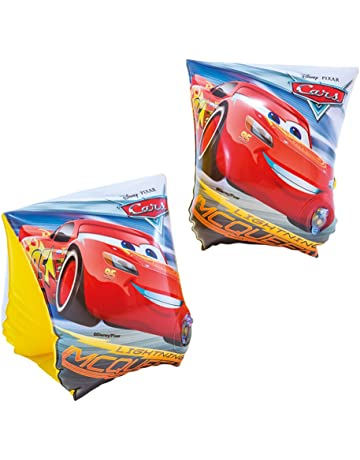 Intex 56652EU - Manguitos hinchables Cars 23 x 15 cm de 3 a 6 años