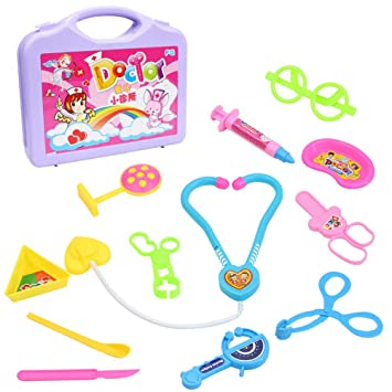 Yeahibaby Kids Doctor Kit Juego De Imaginacion Kit Medico Para