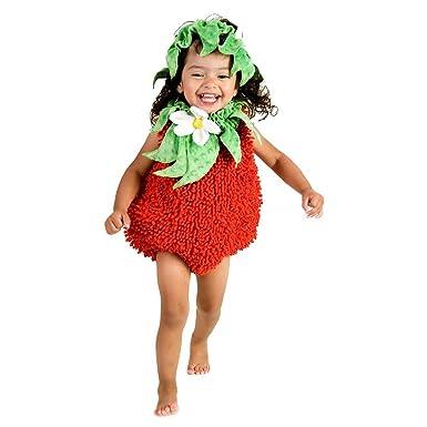 2bd4cd2ce043 Amazon.com  Suzie Strawberry Costume - Baby 12-18  Clothing