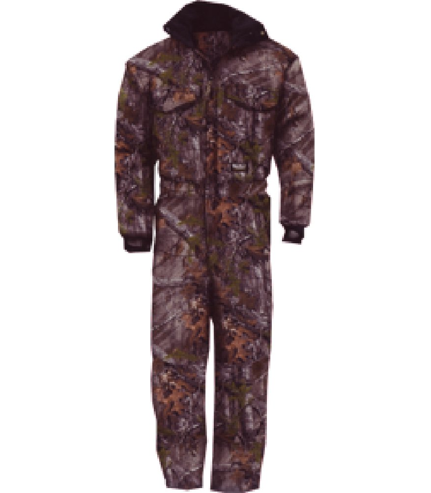 Walls Men's Hunting Insulated Coverall, Real Tree Xtra, L Short