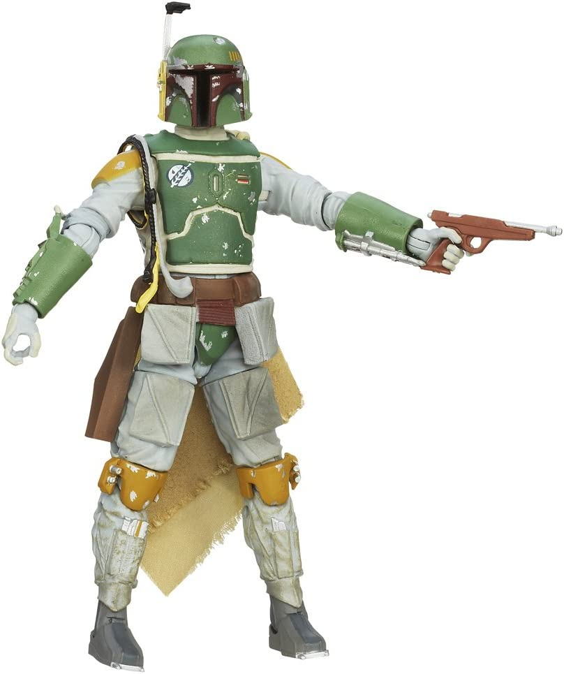 """Details about  /Star Wars Black Series CARBONIZED BOBA FETT 6/"""" In Hand Brand New Action Figure"""