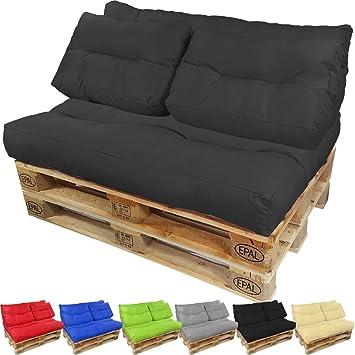 Auflage Polster Palettenkissen Sitzkissen Rückenkissen Zuhause mehrere größen