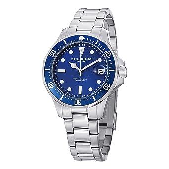 Amazon.com: Stuhrling Original Aquadiver Regatta reloj de ...