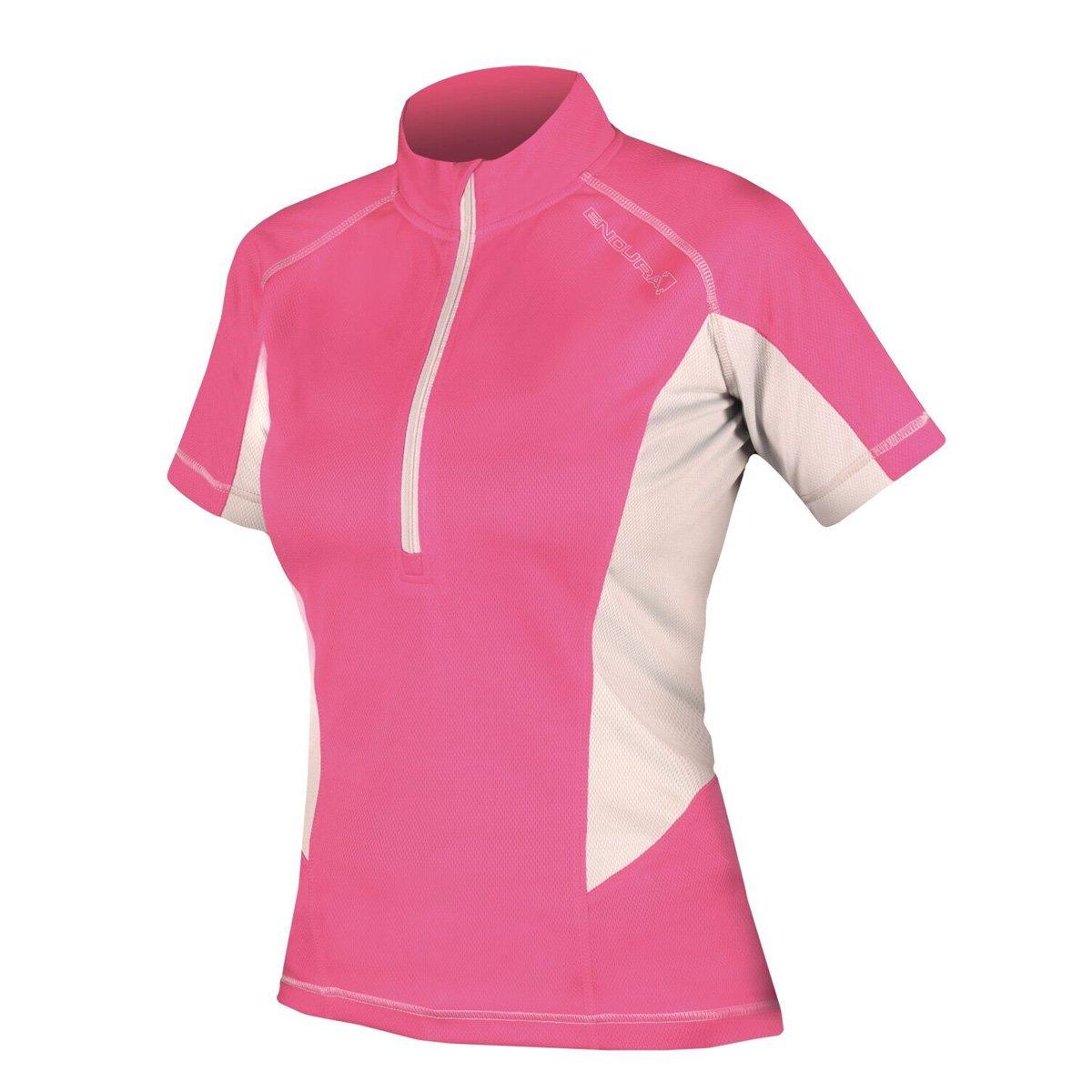 Endura Womens Pulse Short Sleeve Cycling Jersey B018FP0HI6 Small スリーズ スリーズ Small