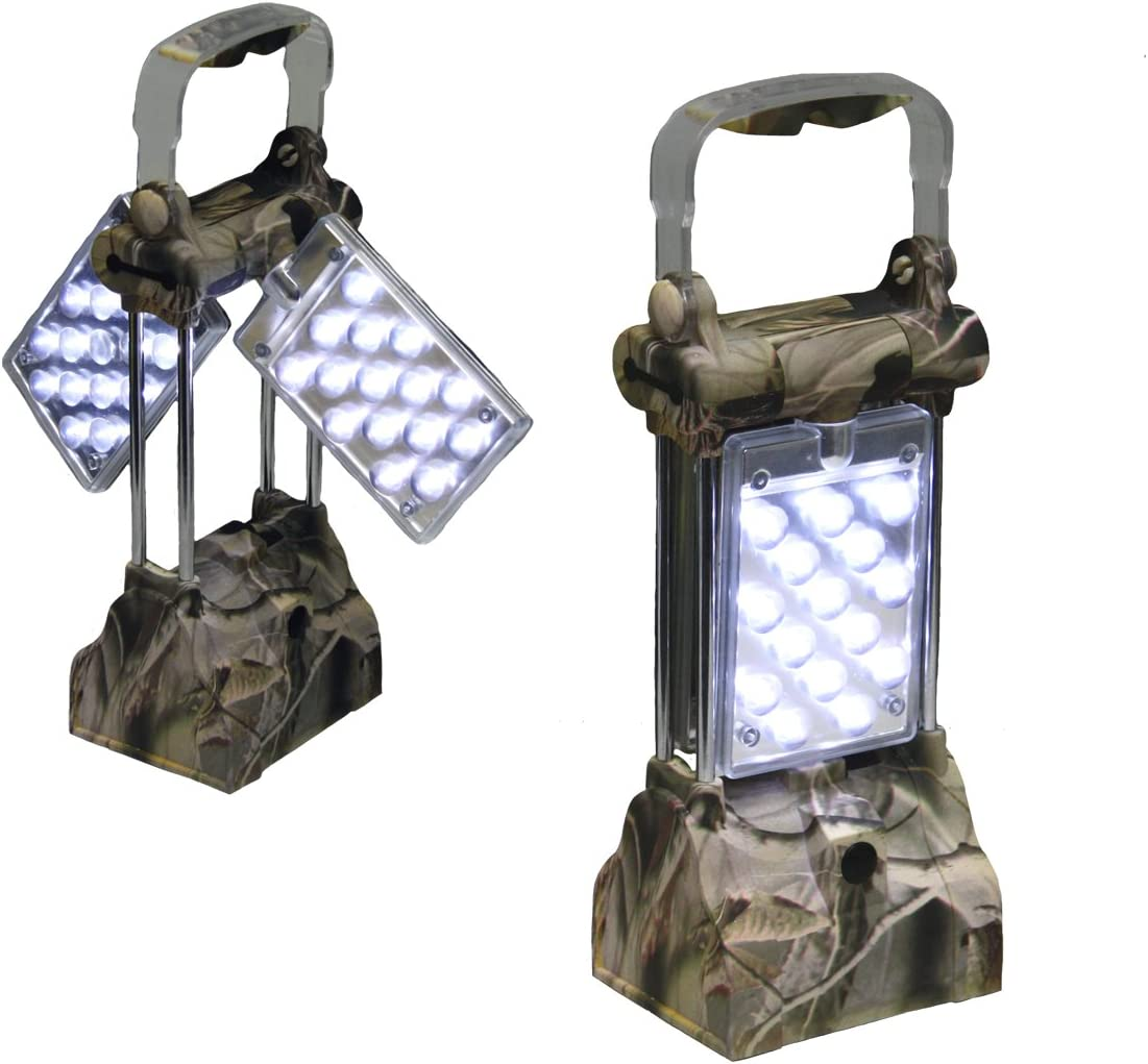 CAT CT6515 Dual Function Rechargeable Utility Worklight and Camping Lantern Emergency Light Combination
