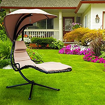 Amazon Com Sunset Swings 421l Two Person Lounge Swing