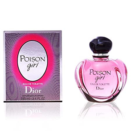 Christian Dior Poison Girl Eau De Toilette Spray, 3.4 Ounce